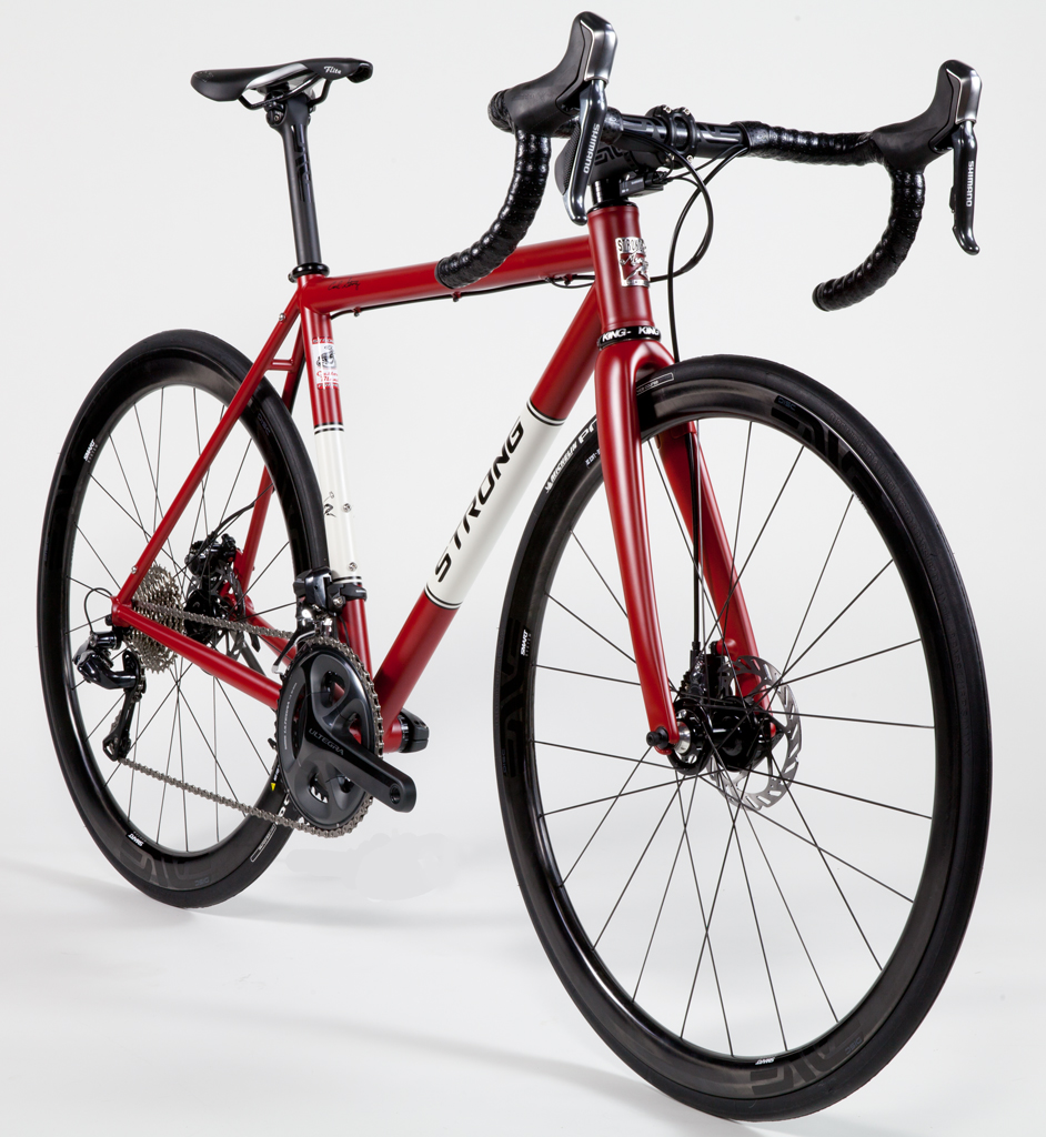 "Body measurements are important, but what you have to say is just as important Buying a custom bicycle that doesn't exist yet is a scary thing to do. Add choosing a builder and it can be an overwhelming proposition. Some of the most common concerns we hear are: ""How can I be sure I'll get what […]"