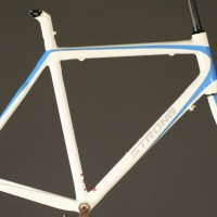 Custom Blend Carbon Road Frame w/ Custom Liquid Paint
