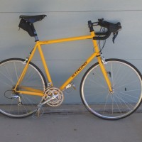 Carl/Loretta,I wanted to give you some feedback on my frame purchase from the spring. In short, has turned out great. Very light and not noodly like other steel frames I have ridden. The build was worth the time and investment for me and your attention to detail with dropouts and braize-ons is first rate. The […]