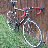Hey Carl, Ok, no second thoughts on this purchase! I put her together Tuesday night, took an hour ride last night to get use to it and make some adjustments. I didn't get along too well with the SMP seat and as you can see from the pic I swapped to the Fizik which is […]