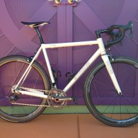 Carl, Here are the pics of the bike. (sorry these are SO LATE) First, I want to say thank you for building me the nicest riding road bike I have ever owned…period. The cream color looks great with the brown Strong logo and ENVE logo and brown King headset! It is built with all Campagnolo […]