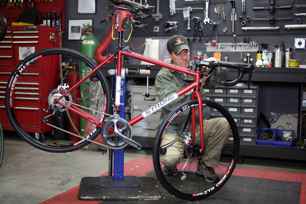 Complete bicycles will be professionally assembled at no additional charge. Once you receive your bike, a few minutes and some basic bicycle tools are all that is required to get you riding.