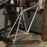 Building with Ui2, Hed wheels and an Enve 2.0 Taper fork.