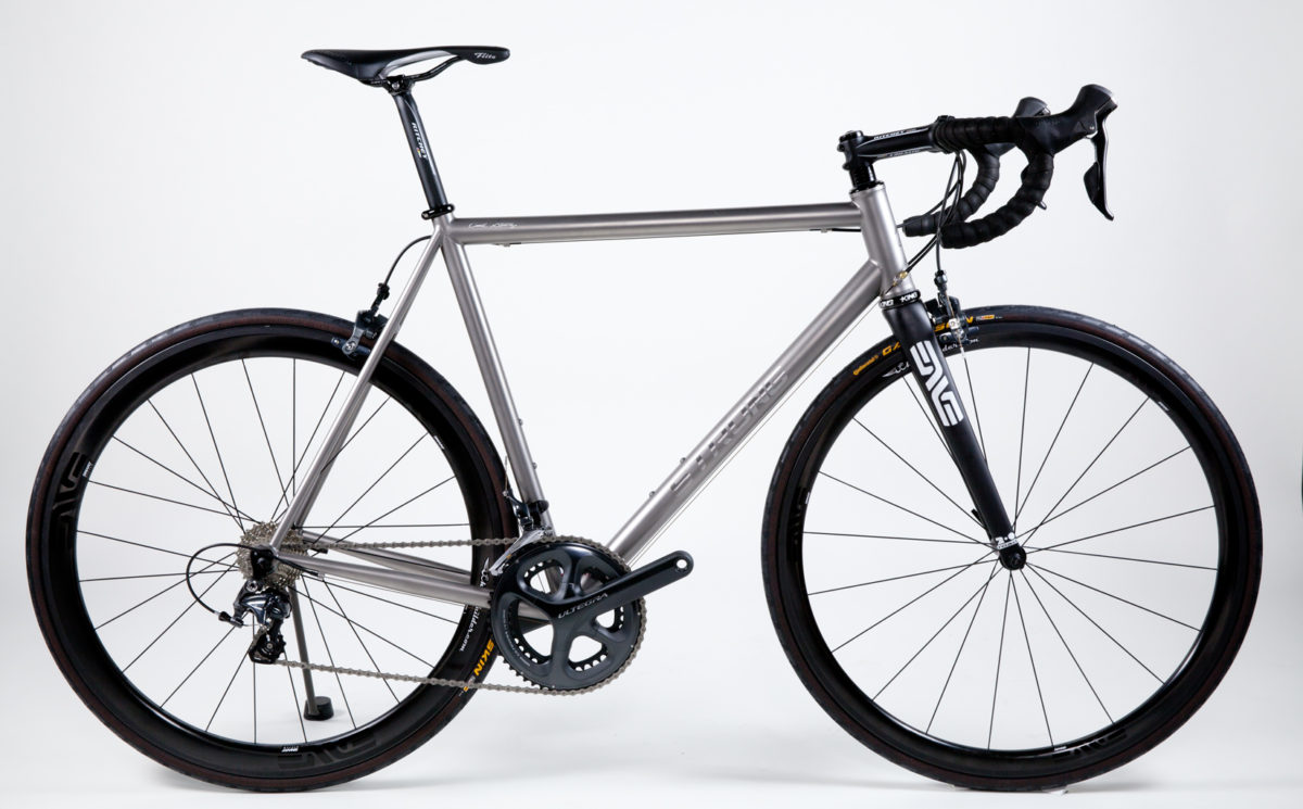 """This is a simplified description of material as applied in a custom bicycleframe. I have left many details out in an effort to keep the conversation focused and simple. If you want a more technical and detailed description of materials, you can read Scot Nicol's """"Metallurgy for Cyclists"""" here. LET'S GET STARTED: First, let's establish […]"""
