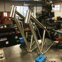 Titanium 27.5″ MTB