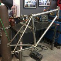 Titanium Frame – All Road