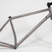 Titanium Mountain Bike Single Speed 29er