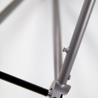 Custom Titanium Gravel Road Frame