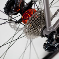 Titanium All-Road with S&S Couplings