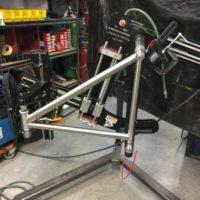 Titanium MTB 29er and 27.5 Plus