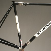 Custom Steel Road Frame w/ S&S Couplers and Custom Powdercoat
