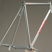 Custom Blend Steel Road Frame w/ Custom Liquid Paint.