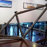 The last MTB frame on earth