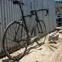 I am so pleased with the bike. You nailed the fit and the steel ride is exactly what I wanted. For anyone reading this that is interested in a personalized frame, I highly recommend Strong. The quality is the best and Carl & Loretta are easy to work with. I didn't realize how comfortable a […]