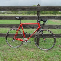 The CX bike is just perfect. I wanted a bike to do some winter time dirt road and hard surfaced road riding and this fills the order. It is all day comfortable to ride. The handling on hard surface roads is just like a road bike, predictable in the corners and quick around obstacles but […]