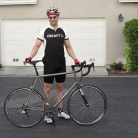 Hi Carl,I just wanted to say thanks again for my custom Strong road bike.It's nice to have a frame that fits so well. The ordering process with you was fun, educational, and confidence inspiring. I'm looking forward to lots of riding now that the weather is getting nicer and the days longer. I may be […]