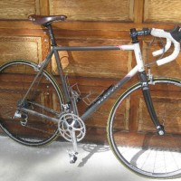 So Carl, What do I say? Bike #3, although you built it as a Show bike you built it within a pinch of my customs. So I bought it. I am glad I did. What a bike. The measurements may be the same, but the ride isn't. This is a race bike and it rides […]
