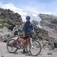 I am riding my third Strong frame now. I am extremely happy with the Strong products. With this Strong bike I have ridden all over in the deserts of Colorado/Utah and Arizona, to the top of the roads on all the four highest volcanic peaks in Ecuador, ridden year round in Mongolia for 8 years, […]