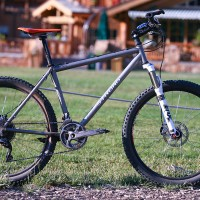 Hope your back is getting better. Wanted to pass on that I'd finally had an extended period of time on the Ti hardtail in proper mountains out in Utah. Short of it is the bike is great and is exactly what I was looking for. We built it up with the new 2×10 XTR and […]