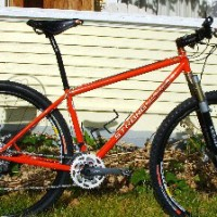 Just a quick update. I've ridden this bike enough to closely bond with it, but I took a brief vacation from it this last summer as I rode my rigid single speed almost exclusively. I've decided to change a few things: I've changed the rotors out to 6″ from the initial build with 8″ rotors; […]