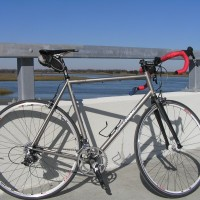 I absolutely love the bike. When I describe it to my buddies, I say that compared to my old bike (which I liked very much until this one) it feels like I'm sitting in an arm chair. It's also really light (about 16 pounds), something you know I cared very much about. I feel much […]