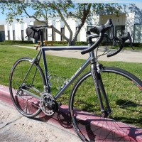 I've put a few hundred miles on my new custom steel frame, and I wanted to let you know it's great! The bike is stiff enough that it really accelerates when climbing and sprinting, but is still comfortable over rough roads. You absolutely nailed the fit, which is even more impressive when you consider that […]