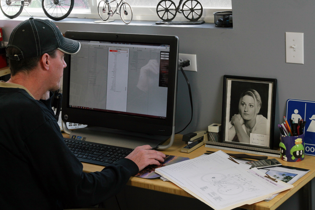 Birth of a frame. At Strong Frames you work directly with me. Together we will design a frame that addresses all your priorities. Whether you know exactly what you want or have no idea at all. I will get the information I need from you to build exactly what you're looking for, guaranteed!! See a […]