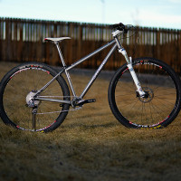 Carl, Thanks to some unseasonably warm weather here in CO the trails have been drying out, and I was able to take the bike out on a couple of shakedown rides. I could not wipe the grin off my face. In a word, amazing.  Better in all respects than my previous hardtail.  I was so […]
