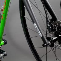 Custom Blend steel Gravel Grinder. Ultegra 6800 mechanical with Shimano hydro disc brakes.