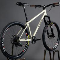 Custom Blend steel 650b (27.2″) MTB.