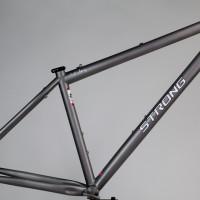 Titanium 650b (27.5″) MTB.