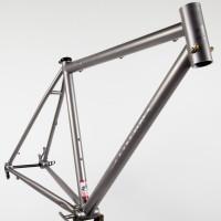 Titanium Gravel Frame