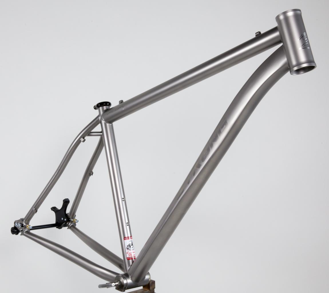 Strong Frames   George L - Titanium 29er Single Speed MTB