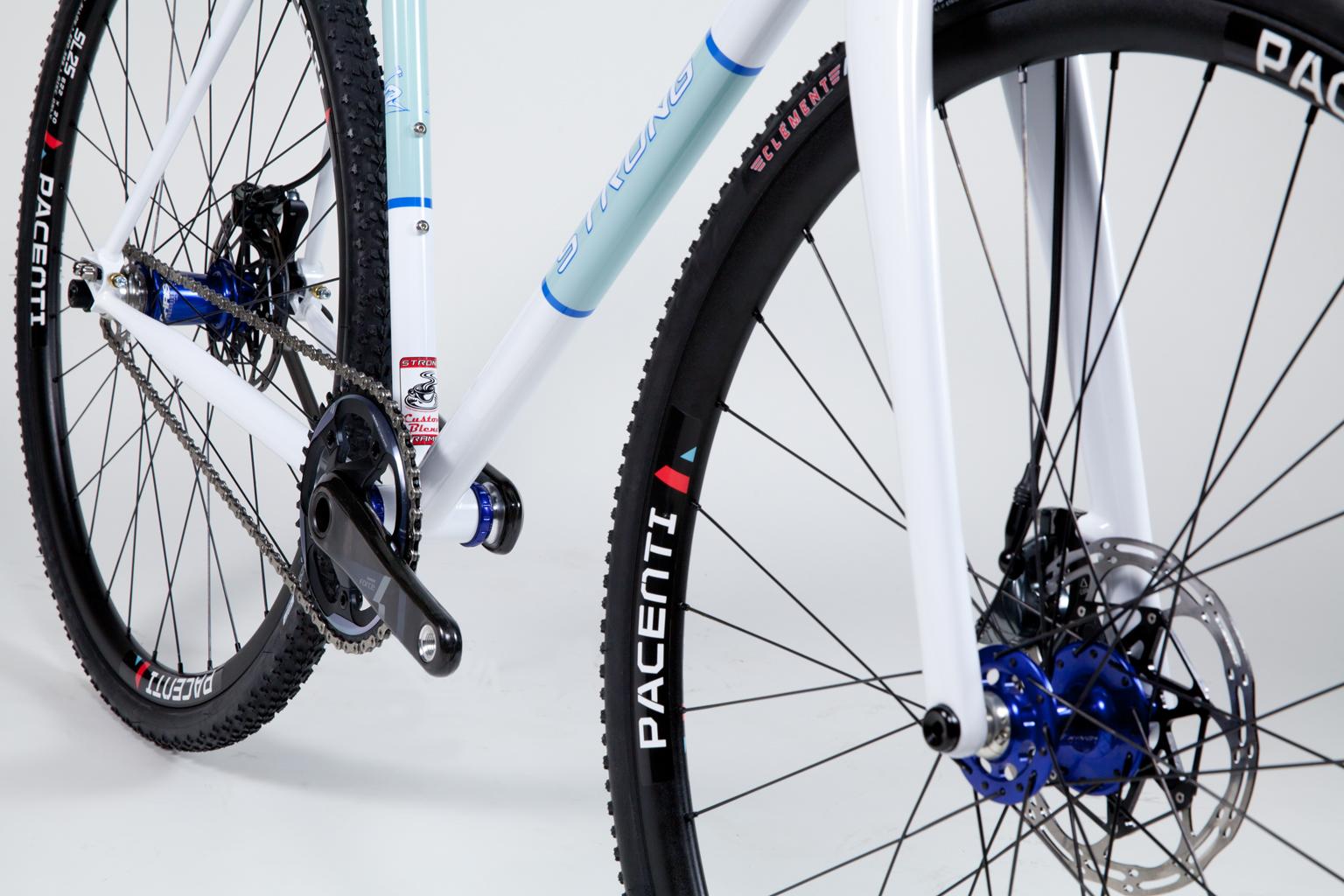 Strong Frames Betsy H Titanium All Road Gravel Bike