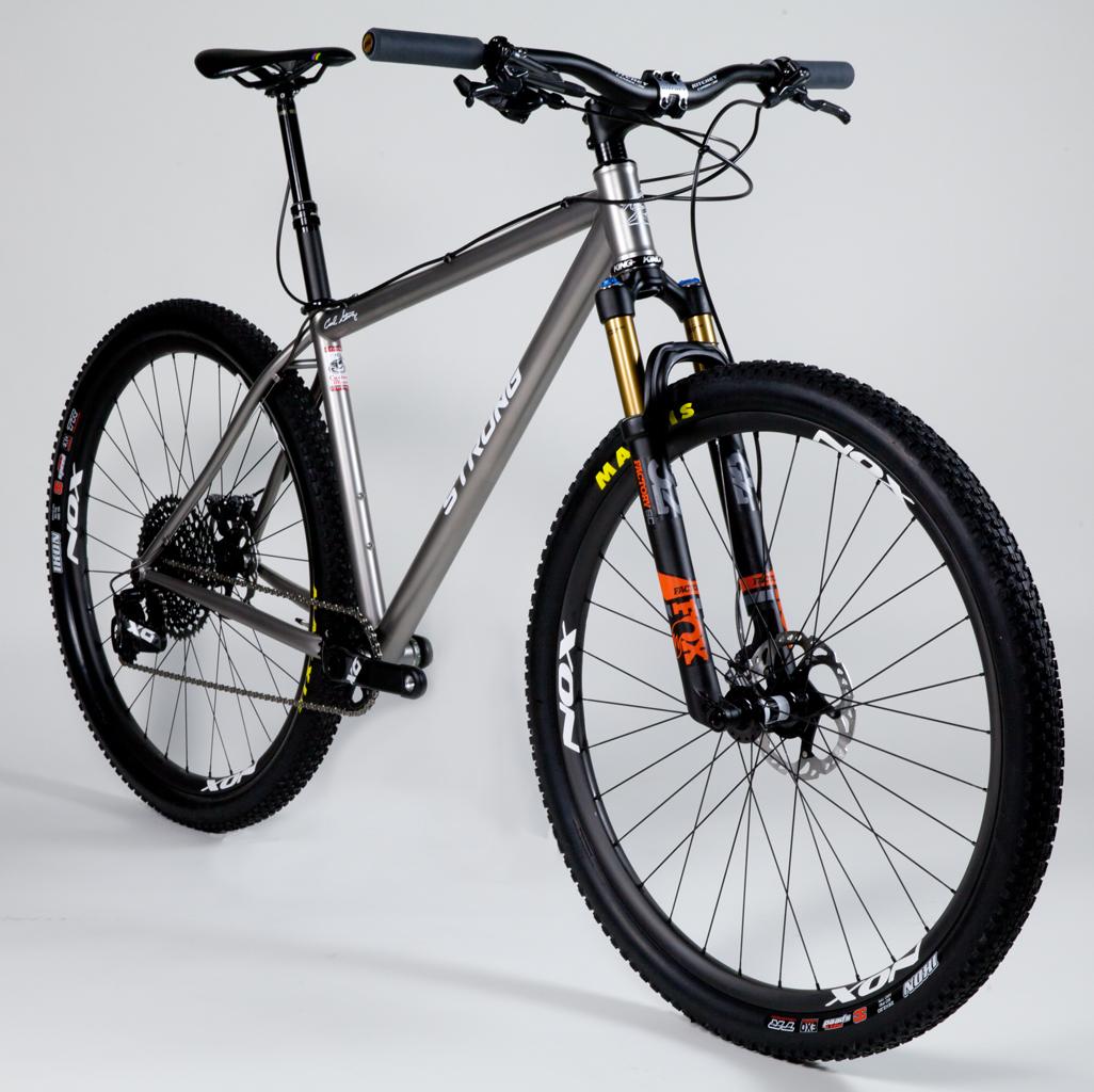 Strong Frames Tyler H Titanium 29er Mountain Bike With