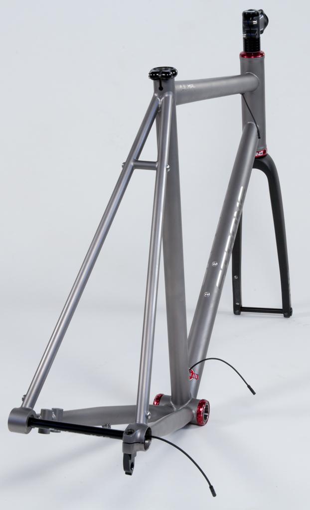 Strong Frames Ren O Titanium Gravel Road Bike Wired