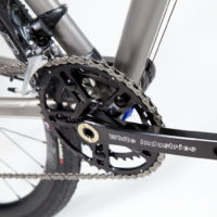 Titanium Cyclocross, Gravel Grinder