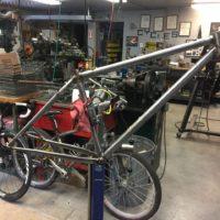 Steel 29er MTB