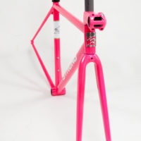 Custom Blend Steel Road Bike