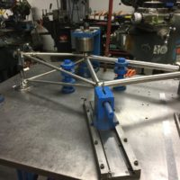 Reynolds Double Butted Titanium Gravel Grinder for SRAM eTap Hydro