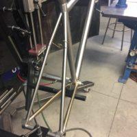 Titanium Gravel Bike