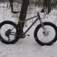 Titanium Fat Bike