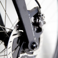 Custom Titanium Flat Bar All-Road