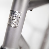 Titanium Gravel Road Bike