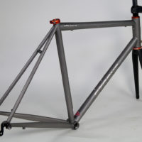Titanium Road Bike – Classic QR Rim Brake