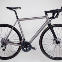 Titanium Disc Road Bike