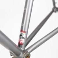 Will L – Titanium Road bike QR and Rim Brake