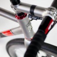 Custom Blend Titanium Gravel Bike