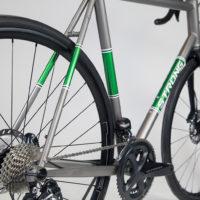 Titanium Disc Road Bike