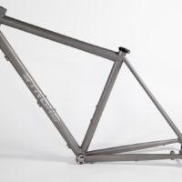 Titanium All Road Frame